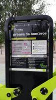 Estación de Gimnasia [Fecha: 09/06/2014]