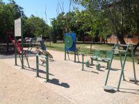 Parque mayores Agapito vista lateral [Fecha: 22/05/2015]