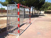 Portería antivandalica [Fecha: 26/05/2015]