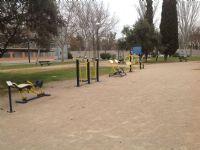 Estación gimnasia IDE Jardines de Atenas [Fecha: 26/02/2016]