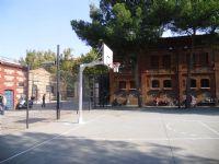 Canasta,Baloncesto IDE C.Cívico Salvador Allende   [Fecha: 07/11/2011]