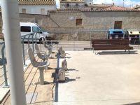 Estación gimnasia IDE Centro Cívico Peñaflor [Fecha: 16/06/2016]
