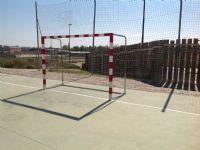 Pista  Fútbol Sala/balonmano [Fecha: 07/04/2015]