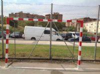Porteria zona sur [Fecha: 13/09/2016]