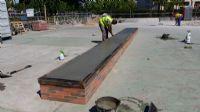 Construcción del bench  [Fecha: 17/05/2017]