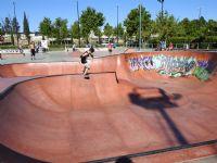 Skater en la zona del bowl [Fecha: 03/07/2017]