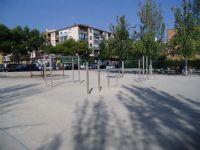Estación de Gimnasia adultos. IDE Parque Torre Ramona [Fecha: 08/11/2011]