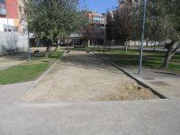 Petanca IDE Parque Tapices de Goya [Fecha: 21/11/2011]