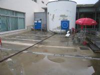 Estación gimnasia IDE Plaza Castillo [Fecha: 21/11/2011]