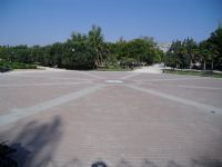 Zona de Gimnasia IDE Parque La Granja [Fecha: 22/11/2011]
