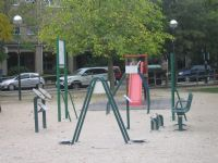 Estación gimnaisa seniors IDE Jardines García Laborda [Fecha: 22/11/2011]