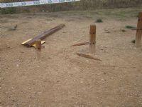 Estación gimnasia /circuito IDE Esclusas de Valdegurriana [Fecha: 23/11/2011]