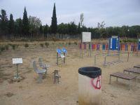 Estación gimnasia IDE Almenara San Antonio de Padua [Fecha: 23/11/2011]