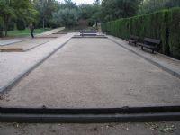 Petanca IDE Parque Delicias [Fecha: 25/11/2011]