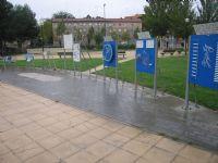 Estación gimnaisia senior IDE Parque de la Sedetania  [Fecha: 28/11/2011]