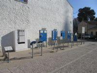 Estación Gimnasia IDE Calle Aragón  [Fecha: 25/01/2012]