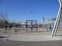 Estación Gimnasia IDE Expo Pabellón España [Fecha: 26/01/2012]