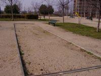 Petanca IDE Parque calle Ibón de Anayet [Fecha: 12/12/2011]