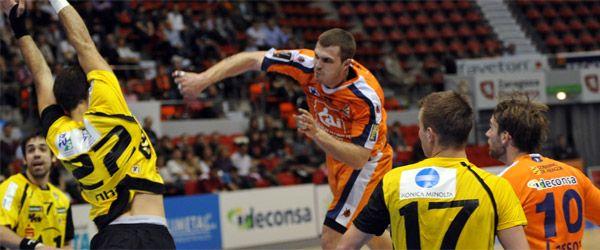 CAI BM. Aragon 39 - A1 Bregenz Handball 22