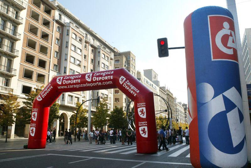 Descubre en Fotografías el éxito del «Día del Deporte en la Calle»