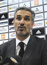 Abós: «El partido de La Palma será igual de complicado que el de Palencia»