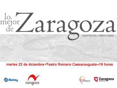 «Lo mejor de Zaragoza»