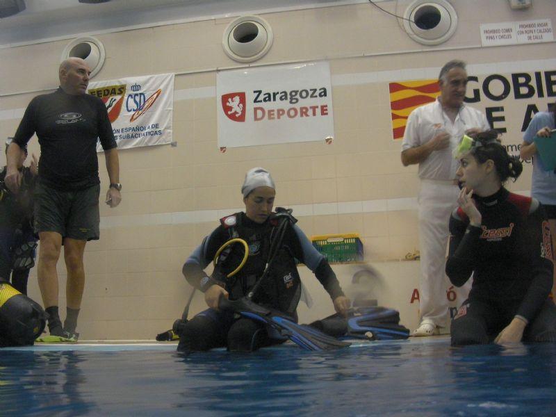 Consulta la Clasificación Final del «Campeonato de España de Buceo de Competición»