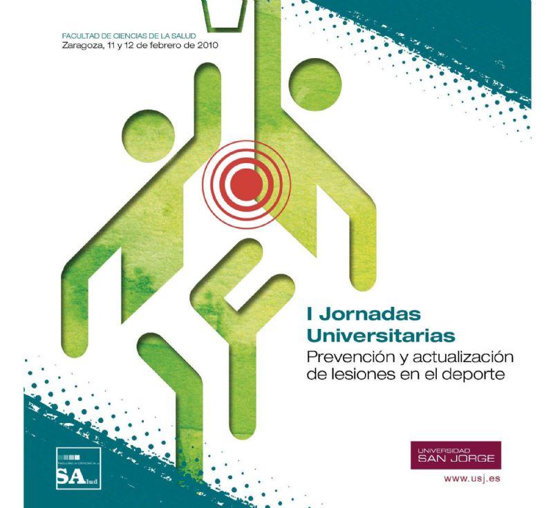 Jornadas de Prevención y Curso de Actualización de Lesiones en el Deporte
