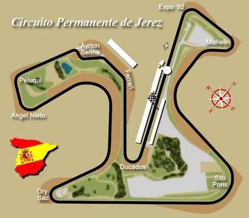 EL GRAN PREMIO DE JEREZ, PRESENTADO EN EL BERNABEU
