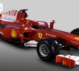 Ferrari presenta el bólido de Alonso