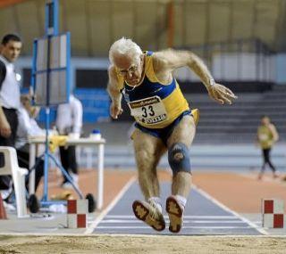 Atletismo Veterano en Zaragoza