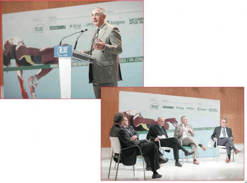 «...no nos vamos a negar a ninguna iniciativa que nos parezca viable, siempre y cuando se garantice el servicio público.» Manuel Blasco