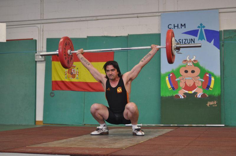 La Federación Aragonesa de Halterofilia organiza dos actividades para el sábado 29 de mayo de 2010