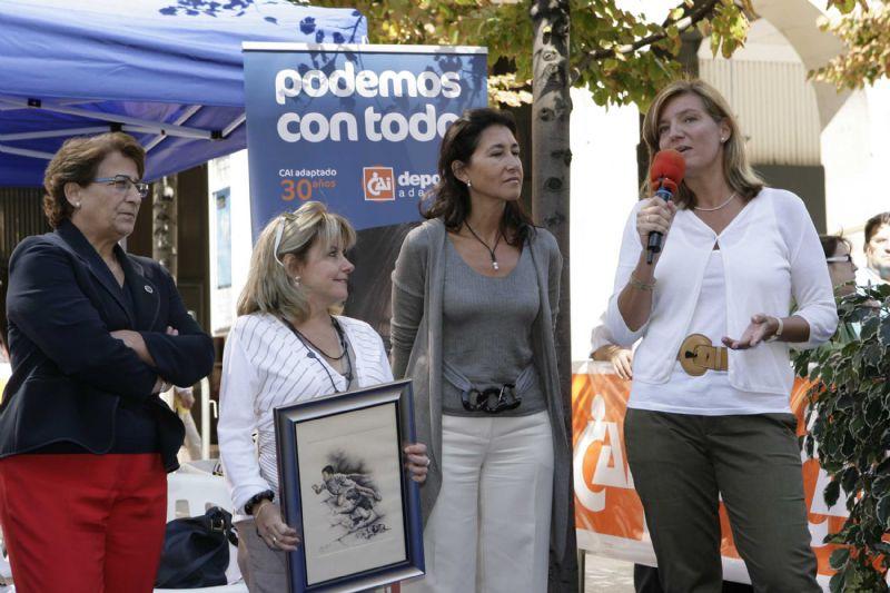 CAI Deporte Adaptado celebra su 30 aniversario