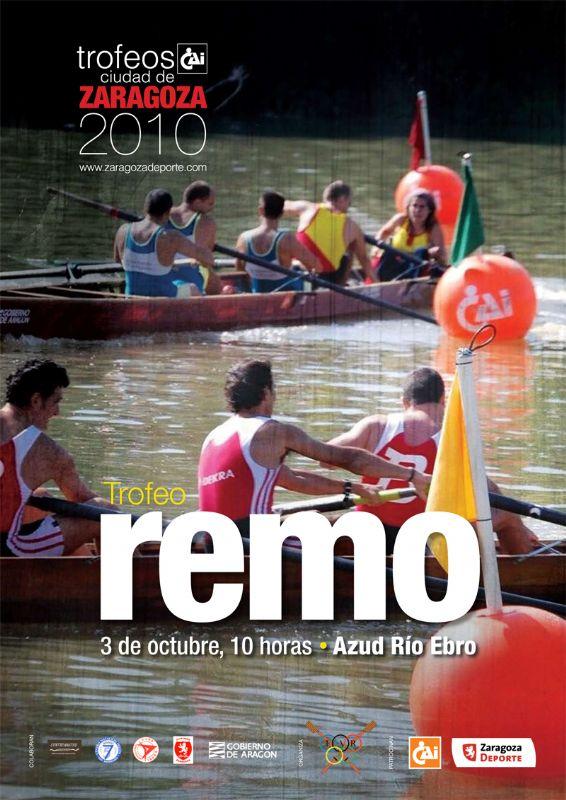 Presentación del Trofeo 'CAI - Ciudad de Zaragoza' de Remo