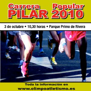 XIII Carrera Popular Pilar 2010