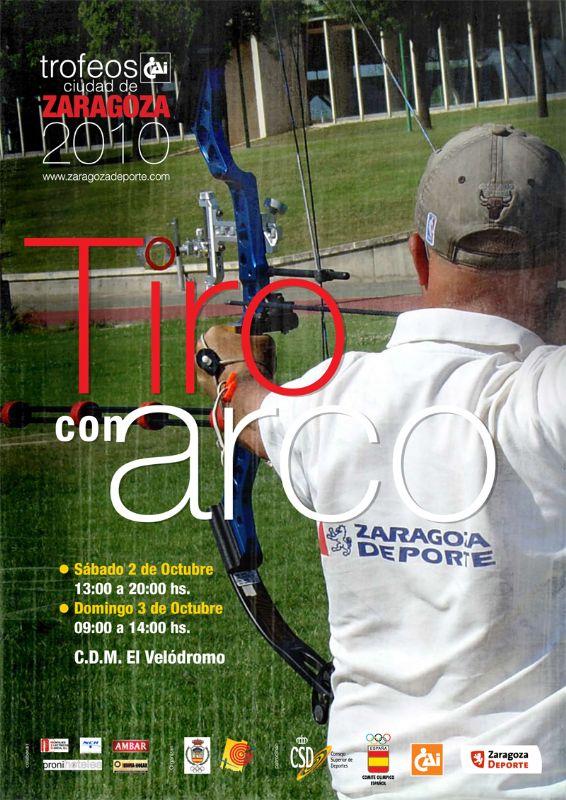 Jose Duo se impone en el Trofeo 'CAI- Ciudad de Zaragoza' de Tiro con Arco