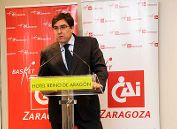 CAI Zaragoza celebra un 'One to one' con sus patrocinadores