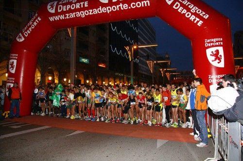 Clasificaciones, fotos y videos de la San Silvestre Zaragoza
