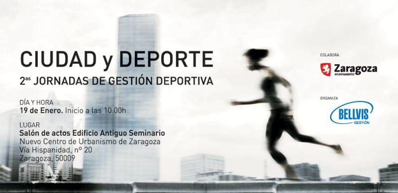 Zaragoza acoge las II Jornadas de Gestión Deportiva