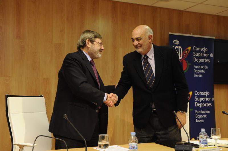 El Consejo Superior de Deportes firma un convenio con la Asociación de Gestores del Deporte Profesional  para sumar apoyos al Programa de Atención al Deportista de Alto Nivel (PROAD)