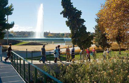 Nuevos cursos de 'Naturaleza y Patrimonio' de la Universidad Popular de Zaragoza
