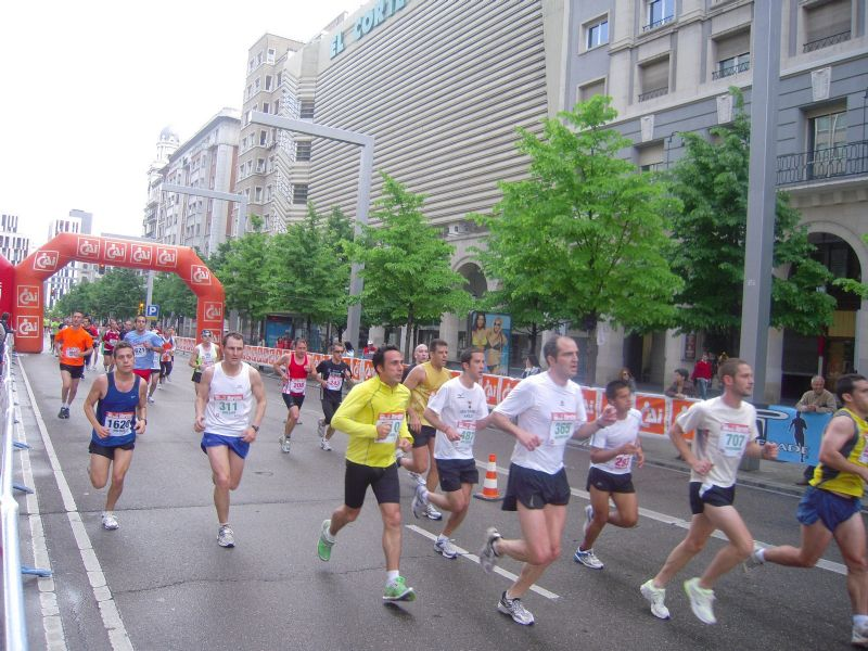Se abre el plazo para inscribirse on-line a la XIV Media Maratón «Trofeo CAI-Ciudad de Zaragoza 2011»