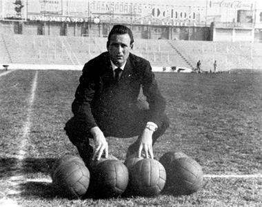 El sábado falleció Joaquín Murillo, figura indispensable en la historia del Real Zaragoza.