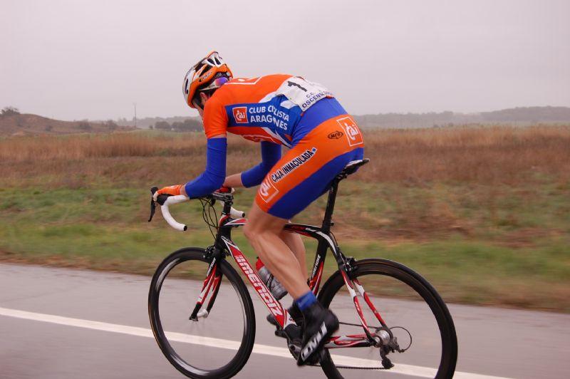 Gran actuación del CAI-Club Ciclista Aragonés en el Memorial Mariano Cabrero
