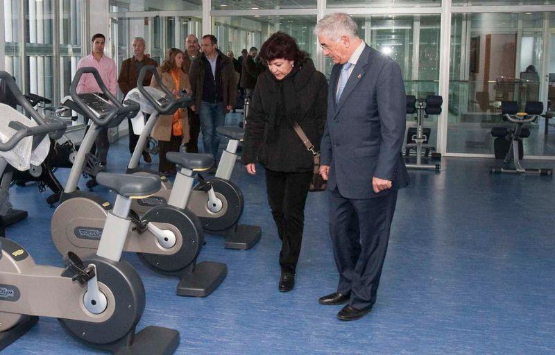 El CDM La Granja abre al público el próximo 1 de abril su nuevo Área de Fitness y Salud