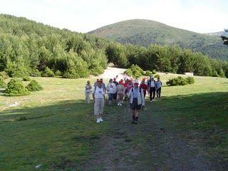 El ciclo «Senderismo para mayores de 65 años» realiza 6 excursiones entre marzo y mayo