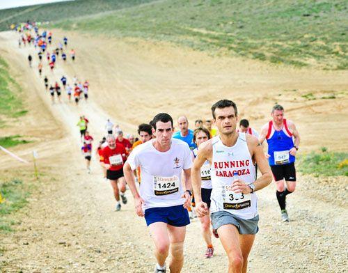 La «Carrera del Ebro» se consolida con 1.620 participantes