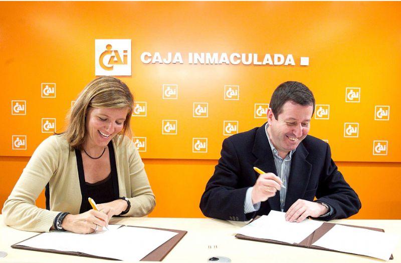 Caja Inmaculada apoya los centros de tecnificación de la Federación Aragonesa de Montañismo