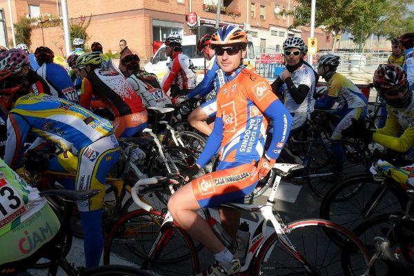 Graus (CAI), décimo en el Circuito de Pascuas de ciclismo